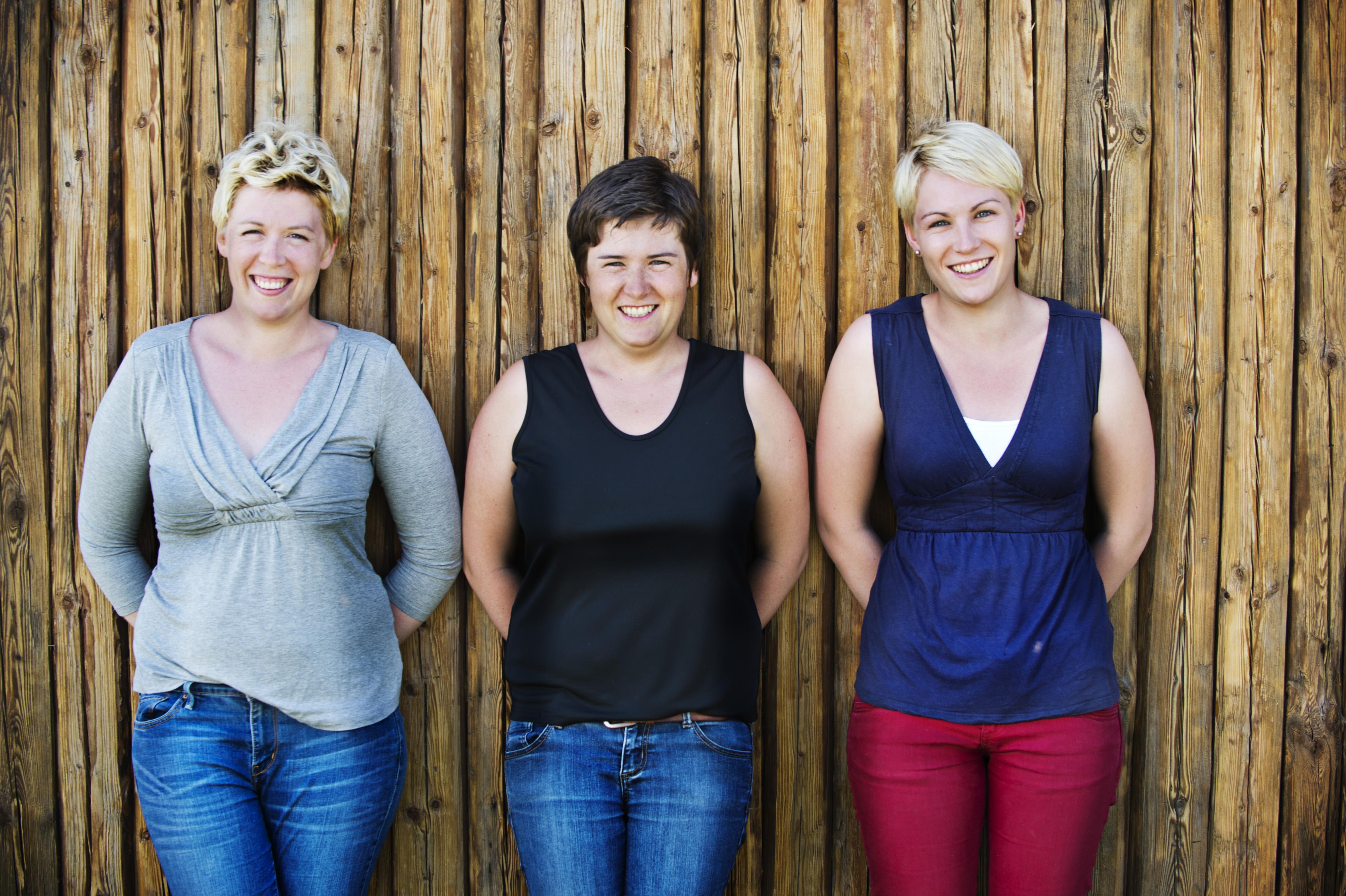 Anna, Eva, Lisa Steininger