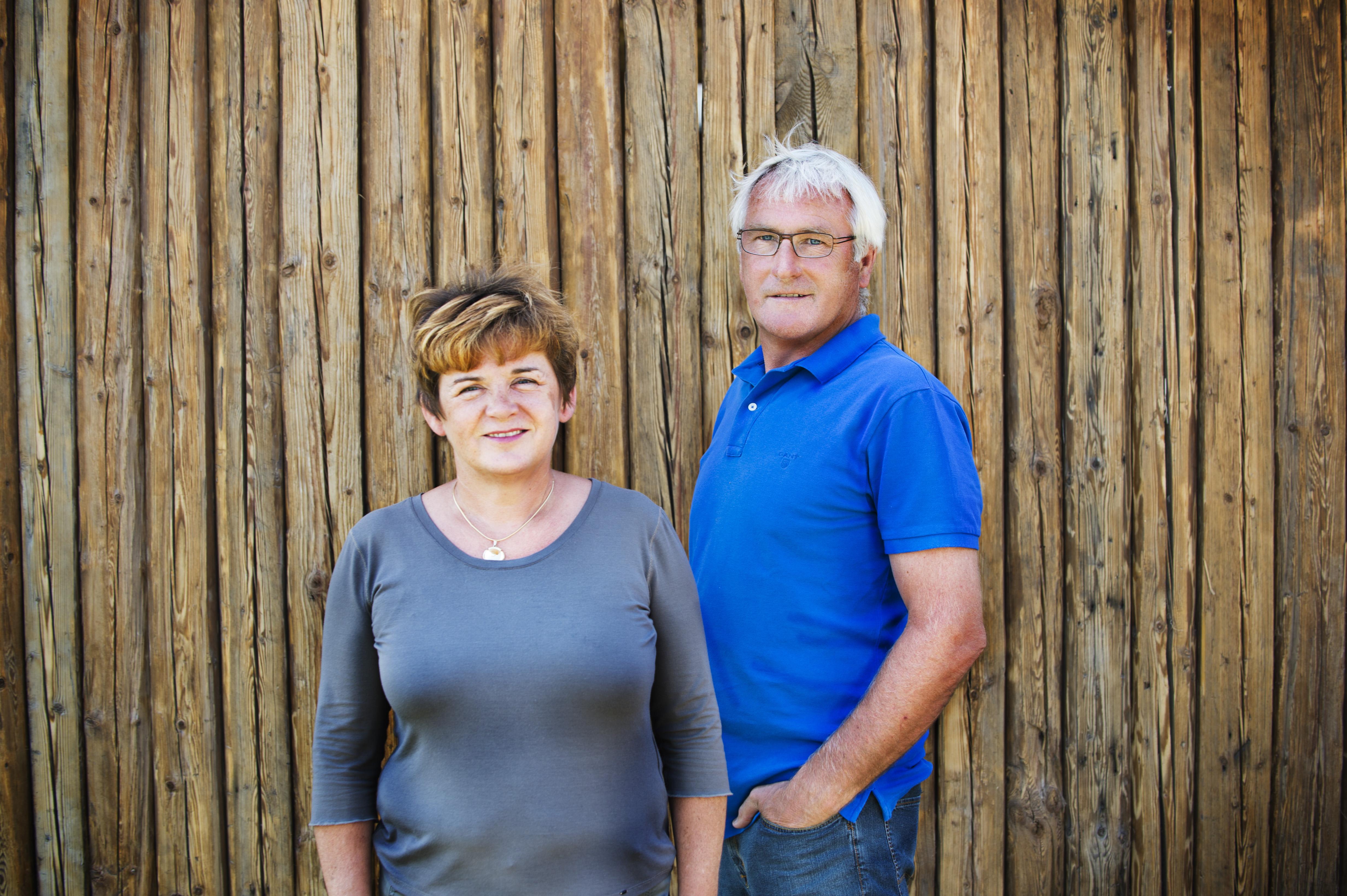 Brigitta und Karl Steininger