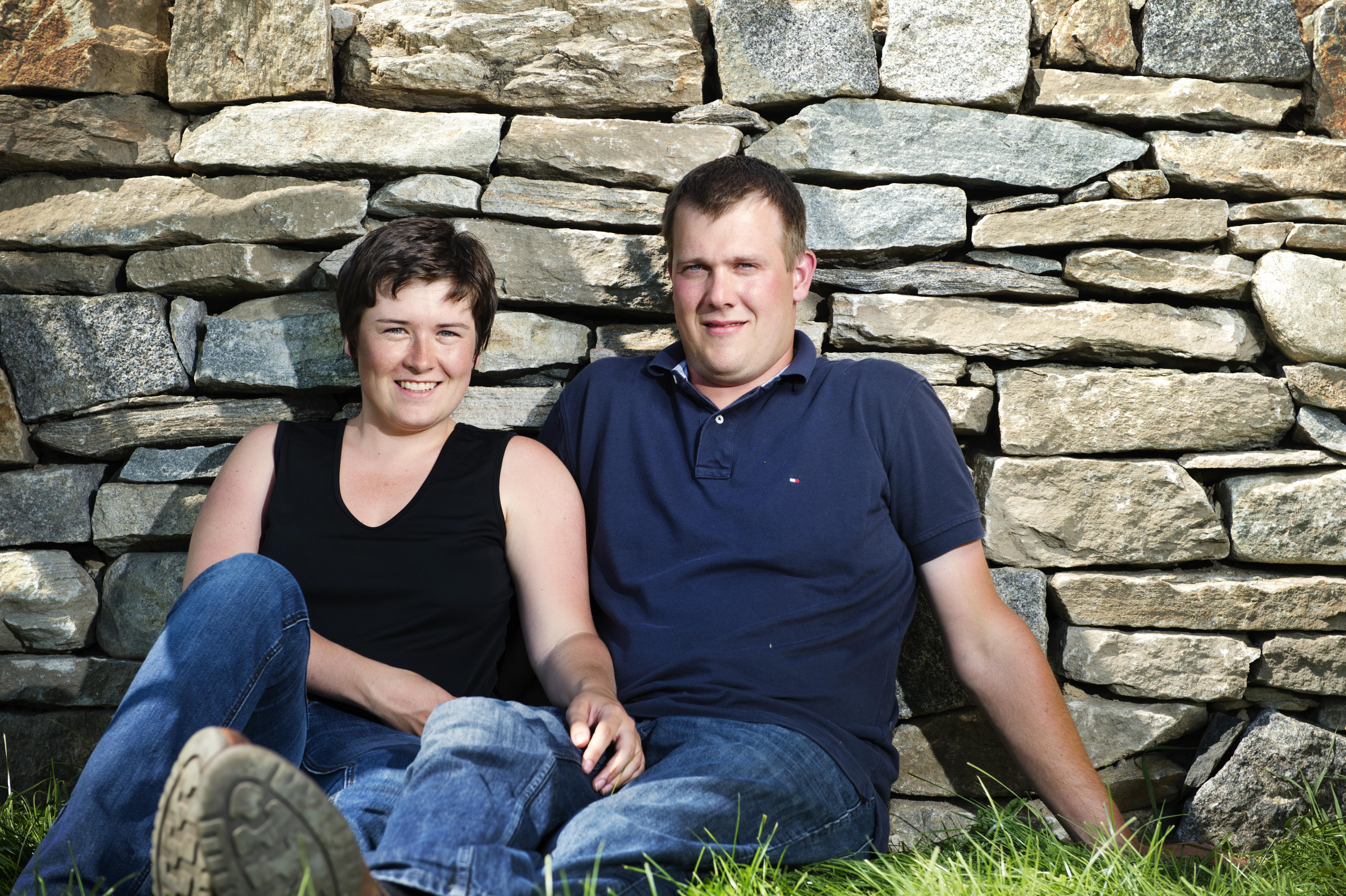Eva und Peter Steininger