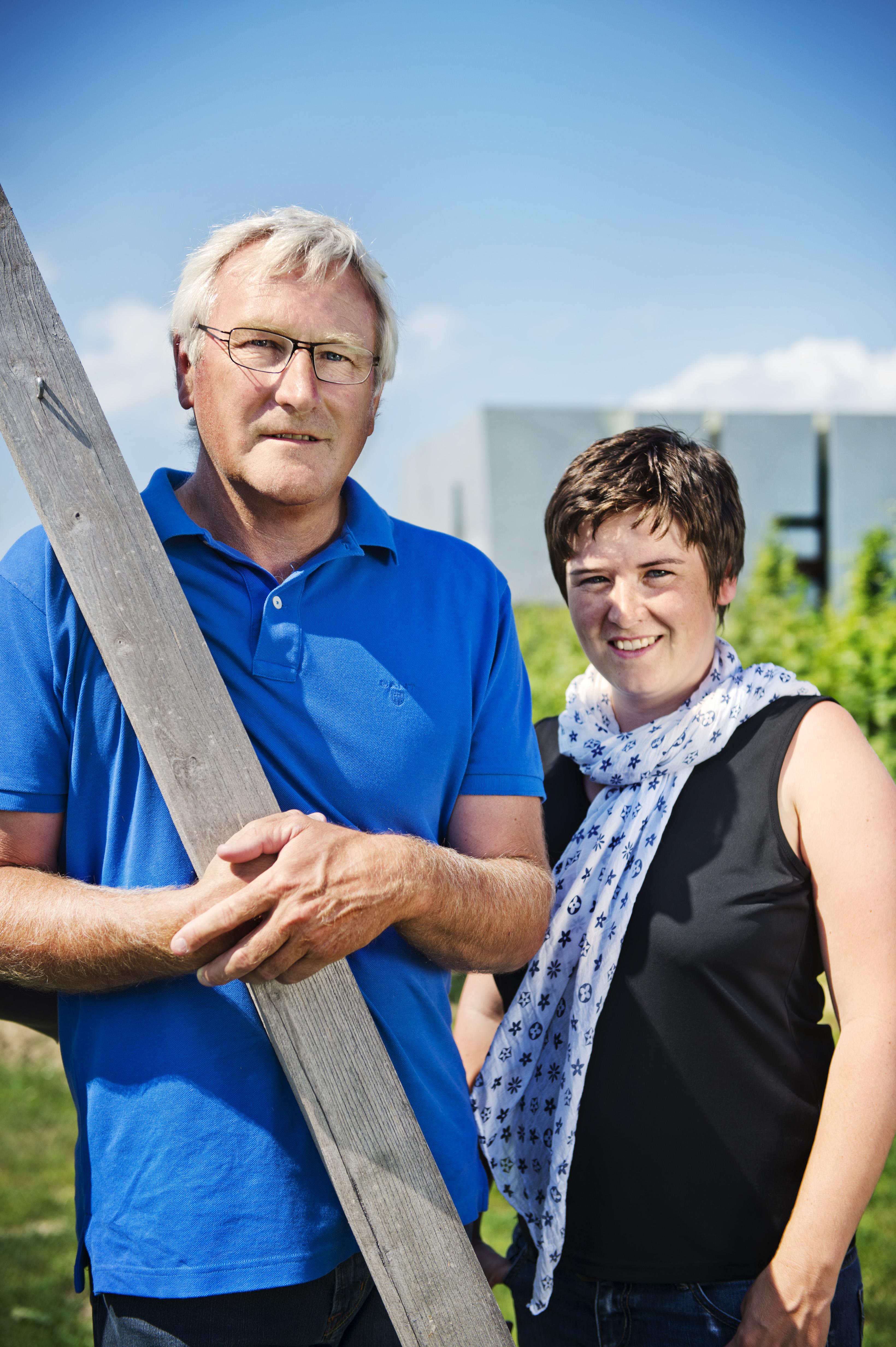 Karl und Eva Steininger